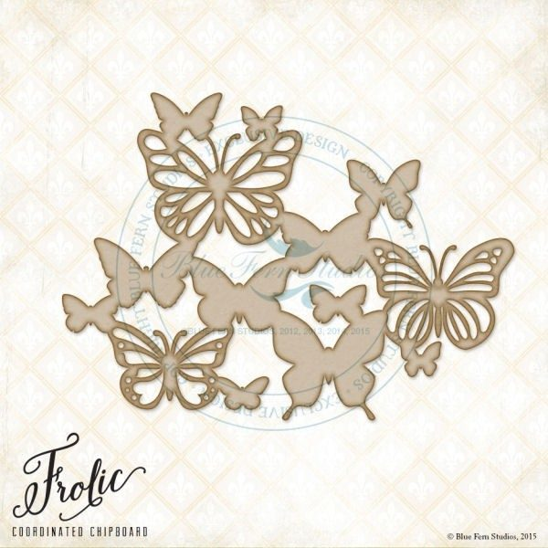 Butterfly Friends