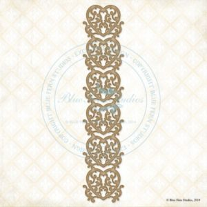 Lace Heart Border