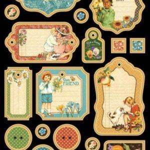 Children's Hour Chipboard Die-Cuts 1
