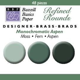 48 Bazzill-Brads Aspen