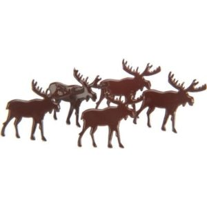 12 Moose Brads