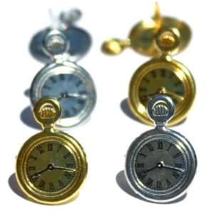 12 Pocket Watch Brads