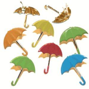 12 Umbrella Brads
