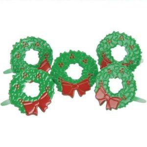 12 Wreath Brads