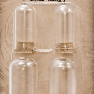Idea-Ology - Corked Glass Domes