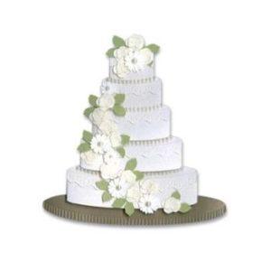 Wedding Cake Sticker
