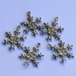 Snowflakes - 5 Stk.