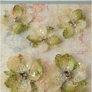 Jeweled - Ivory