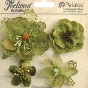 Texture Element - Moss Green