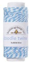 Doodle Twine - Bubble Blue