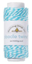 Doodle Twine - Swimming Pool