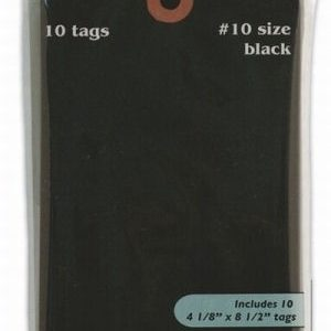 Black Tags No. 10