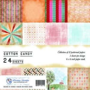 Cotton Candy 6x6 Paper Pack