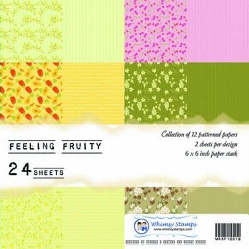 Feeling Fruity 6x6 Paper Pack