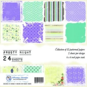 Frosty Night 6x6 Paper Pack