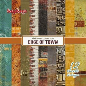 Edge of Town 6x6 Paper Pack