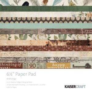 Anthology Paper Pad