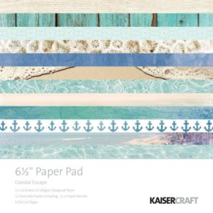 Coastal Escape Paper Pad