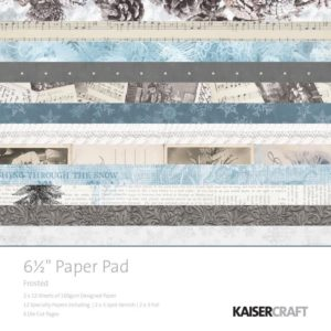 Frosted Paper Pad
