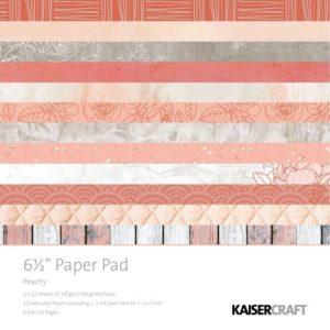 Peachy Paper Pad
