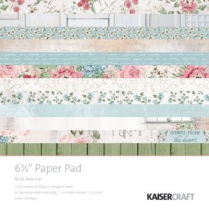Rose Avenue Paper Pad