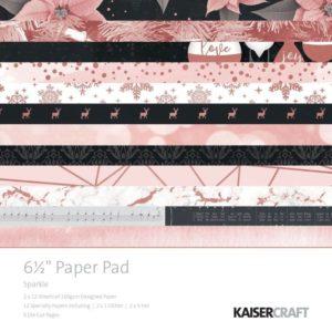 Sparkle Paper Pad