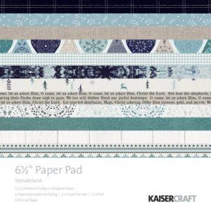 Wonderland Paper Pad