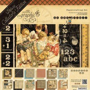 Deluxe Collectors Edition - ABC Primer 12x12
