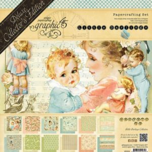Deluxe Collectors Edition - Little Darlings 12x12