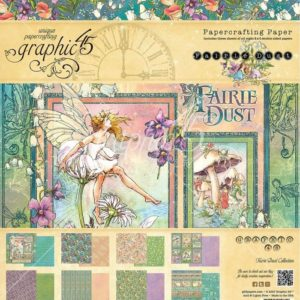 Fairy Dust 8x8 Paper Pad