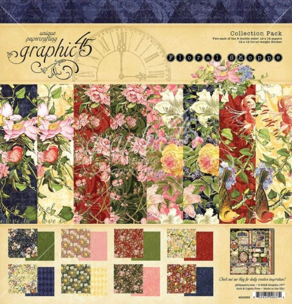 Floral Shop 12x12 Coll. Pack