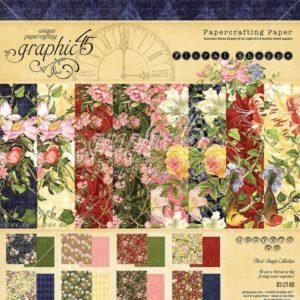 Floral Shop 8x8 Paper Pad