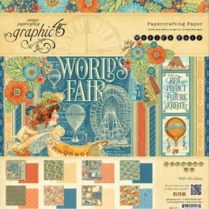 World's Fair 12x12 Paper Pad