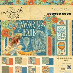 World's Fair 8x8 Paper Pad