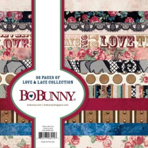 Love & Lace Paper Pad