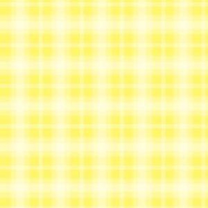 Fog Plaid - Yellow