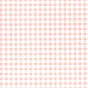 Gingham - Peach