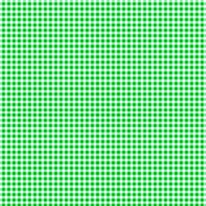 Mini Gingham - Christmas Green