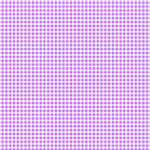 Mini Gingham - Lavender