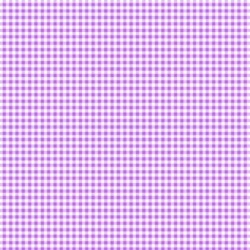 Mini Gingham - Lavender