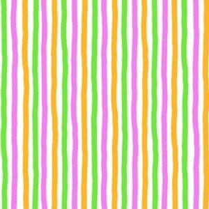 Autumn Wavy Stripe