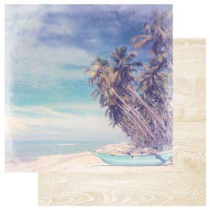 Coastal Escape - Palms