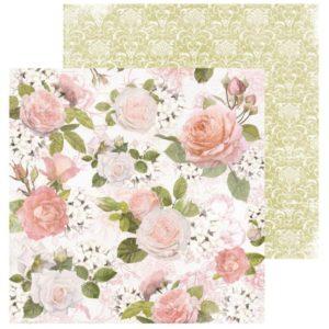 Cottage Rose - Floral Bouquet