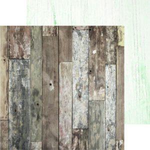 Memory Lane - Raw Wood