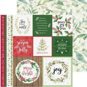 Peace & Joy - Merry