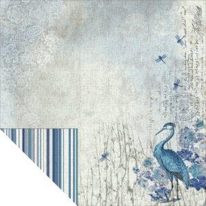 Enchanted Gardens - Blue Heron 2