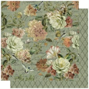 French Heritage - Autumn Floral