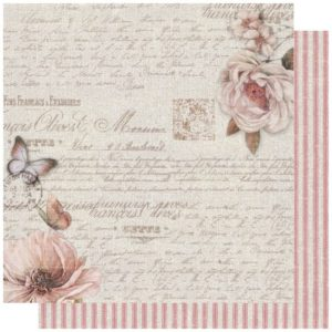 French Heritage - Butterfly Pink 2
