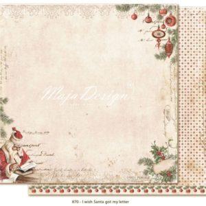 I Wish - Santa got my Letter