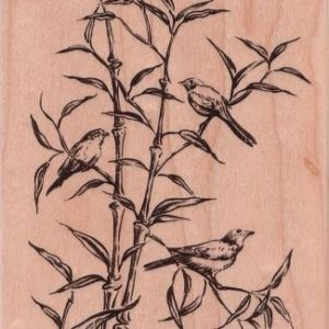 Bamboo with Birds